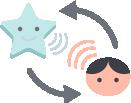 comunicación bidireccional para hablar con el bebé