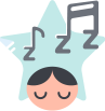 Las nanas ayudan al bebé a dormir